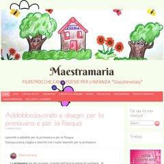 Www126maestramariawordpresscom Filastrocchecanti