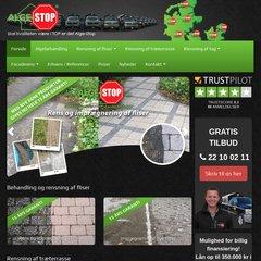 Alge stop.dk Algestop ApS