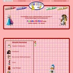 Www Ausmalbilder Info Ausmalbilder Fur Kinder
