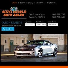 Www Autoworldrc Com Auto World Rapid City Used Car Dealer Black