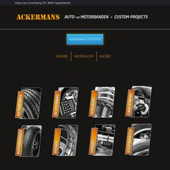 Wwwbanden Ackermansbe Banden Velgen Ackermans