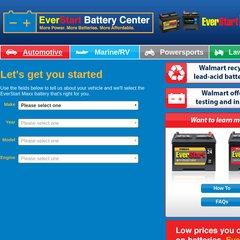 www Battfinder com - Walmart Battery Finder
