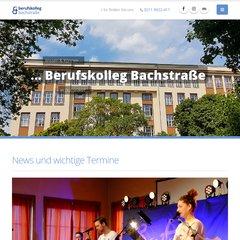 berufsschule bachstraße