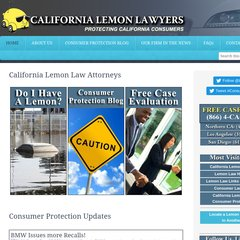 Lemon Law California >> Www Calemons Com California Lemon Law Attorneys