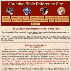 Christianbiblereference.org