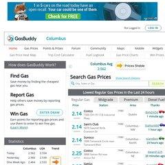 Columbus Gas Prices >> Www Columbusgasprices Com Columbus Gas Prices
