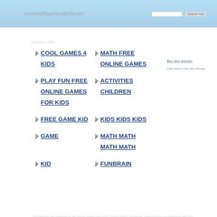 Www Coolmath4kids Net Cool Math 4 Kids