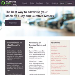 Www Ebaymotorpro Co Uk Sell New Or Used Cars On Ebay Motors Pro