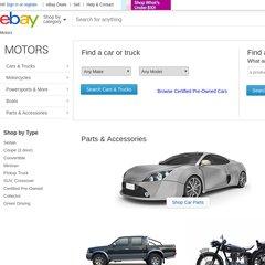 Www Ebaymotors Ca Ebay Motors Canada Buy And Sell Used Cars