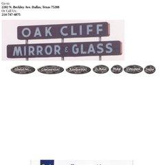 Www Glassnajiffy Com Oak Cliff Glass Mirror Co Inc