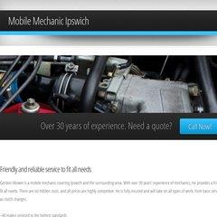 www Gordon-mower co uk - Gordon Mower Mobile Mechanic Ipswich