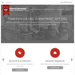 Www Hermanns Bonn De Heinrich Hermanns Antriebs