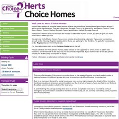 Www Hertschoicehomes Org Uk Herts Choice Homes