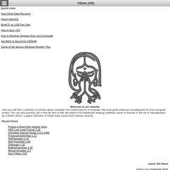 www Hiren info - Hiren and Pankaj's Homepage