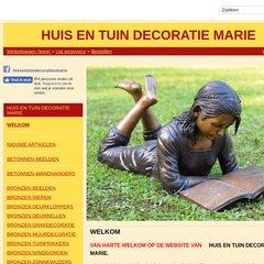 Www Huisentuindecoratiemarie Nl Welkom Huis En Tuin Decoratie Marie
