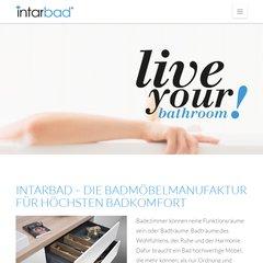 Www Intarbad De Sign Badmobel Hersteller