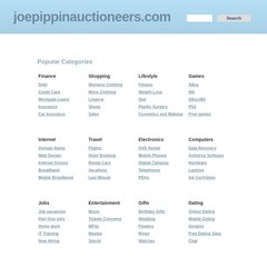 Wwwjoepippinauctioneerscom Joe Pippin Auctioneers Home Page