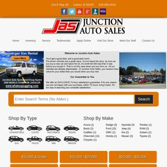 Junction Auto Sales >> Www Junctionauto Net Used Cars Lisbon