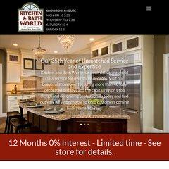 www.Kitchenandbathdesign.com - Kitchen & Bath World