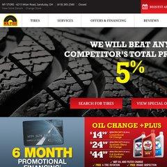 Mr Tire Oil Change >> Www Mrtire Com Mr Tire Tread Quarters And Autotire