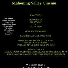 Www Mvcinema Com Mahoning Valley Cinema Самые новые твиты от mahoning valley (@mahoningvalleyr): www mvcinema com mahoning valley cinema