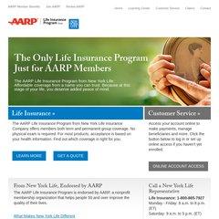 Www Newyorklifeaarp Com Aarp Level Benefit Term Life Insurance