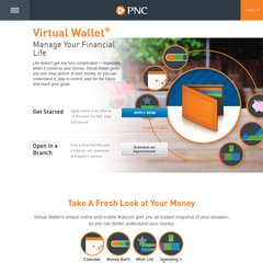 www Pncvirtualwallet com - Online Banking & Money Management