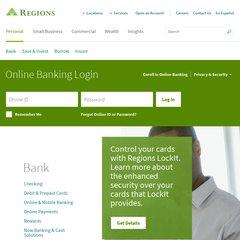 www regions bank com personal banking