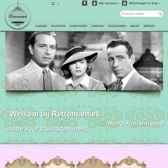 officiële winkel kortingen aanbieden de nieuwste www.Retrowebshop.be - Retro & Vintage kleding bij Retrofashion