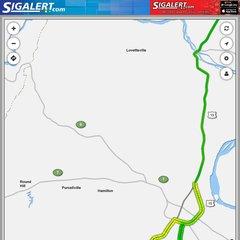www Sigalert com - Irving Traffic Map