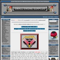 www Smallenginesurplus com - Small Engine Surplus com
