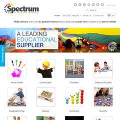 Spectrumeducational.co.uk Spectrum Educational for querks
