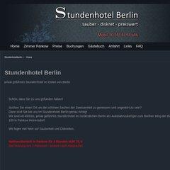 stundenhotel berlin