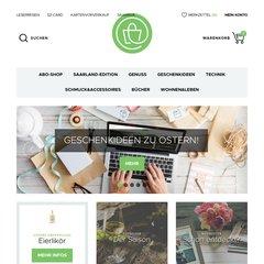 Www Sz Einkaufswelt De Willkommen Im Online Shop Der Saarbrücker