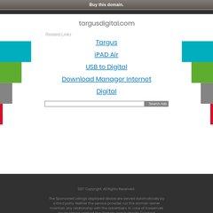 www.Targusdigital.com - Targus Digital