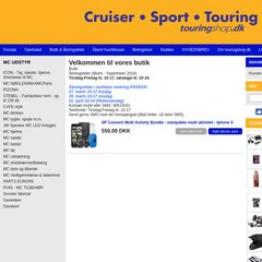 Touringshop.dk Cruiser Sport Touring