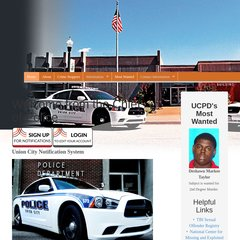 www Ucpdtn com - Union City Police Department
