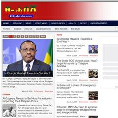 www Zehabesha com - Zehabesha – Latest Ethiopian News Provider